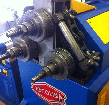 Used Ring Rollers