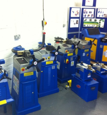 Machinery in Stock