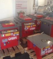 Icaro Bar Bending Machines