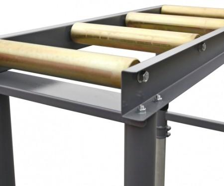 1 metre 4 roller Table