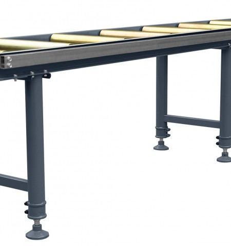 3 Metre Roller Table with Length Stop