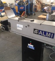 Used Almi 150 Tube NotcherUsed Almi 150 Tube Notcher
